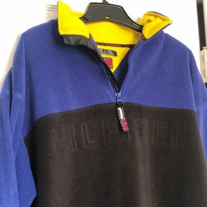 tommy hilfiger pull over